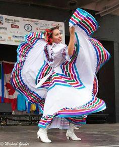 Jalisco - Ballet Folklorico Puro Mexico Toronto