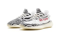 195 Perfect Adidas Yeezy Boost 350 V2 Zebra Free Shipping via DHL new 786613fdc