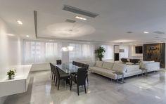 PR11 (proyecto residencial): mobiliario + iluminación + puertas #dgla #maracaibo