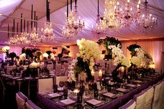Decorative Chandeliers, Wedding Decor, Wedding Chandeliers, Wedding Trends 2013