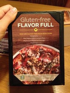 The NEW California Pizza Kitchen Gluten Free Menu