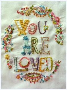 Your are loved