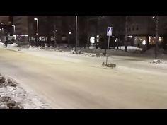 (299) Oulun järkyttynyt katukuva 11.1.2019 - YouTube