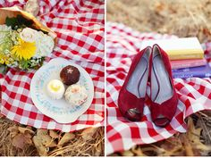 Red picnic