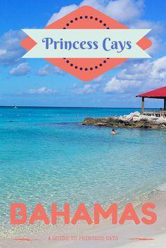 Princess Cays in Eleuthera Bahamas. A guide: http://justinpluslauren.com/princess-cays-bahamas/