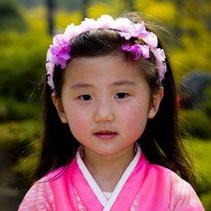 Girl in Pyongyang- North Korea by Eric Lafforgue, via Flickr