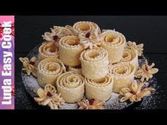 (52) ХВОРОСТ ХРУСТЯЩИЙ НЕЖНЫЙ ПРОСТО ВКУСНОТИЩА - ФИГУРНЫЙ ХВОРОСТ | Brushwood Biscuits Recipe - YouTube