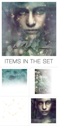 """""""your magic moves me"""" by glenda-garbutt ❤ liked on Polyvore featuring art"""