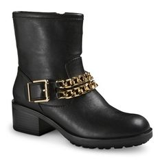 Women's Sam & Libby Liam Chain Boots