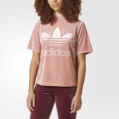 adidas Velvet Vibes SST Track Jacket | Adidas jacket women