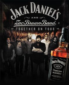 Zac Brown Band Together on Tour
