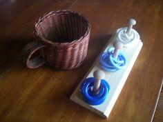 Montessori Mama: Sorting Color Rings