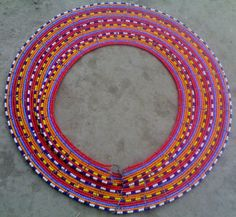 Maasai Beaded Necklace