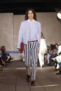 Tommy Hilfiger Menswear Spring Summer 2012