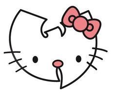 Hello kitty x Wu Tang Clan