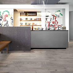 Beautiful Shaw Wood Look Tile Perfectly Calm And Soothing Warm Gray Valentino 8x32 Room View Floors Pinterest More Woods