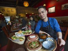Restaurant review: Mr. Red heats things up in Kitsilano