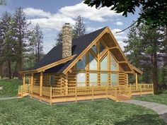 Small Cabin Floor Plans - Bing Images