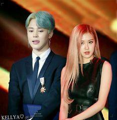 Korean Name, Blackpink And Bts, Park Chaeyoung, Bts Korea, Kpop, Bts Jimin, My Images, Fanart, Couples