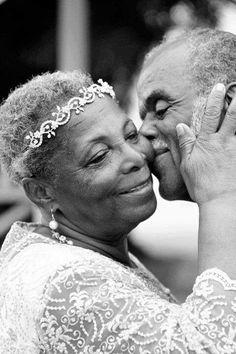 Love has no age limit…  Beautiful
