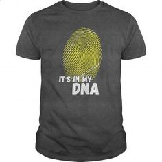 TENNIS ,ITS IN MY DNA - #tee #clothing. MORE INFO => https://www.sunfrog.com/Sports/TENNIS-ITS-IN-MY-DNA-Dark-Grey-Guys.html?id=60505