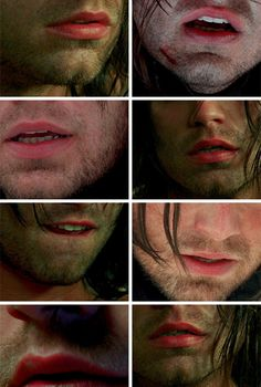 There's one in there from Civil War, is it sad that I know that....? #buckybarnes