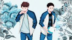 iwaizumi, oikawa, kitagawa daiichi uniform…