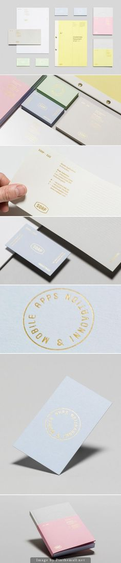 Corporate identity branding stationary minimal graphic logo design letterpress…