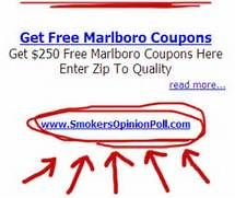 free pack of marlboro coupon - Video Search Engine at .