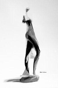 Digital Art - Selfie I by Rafael Salazar