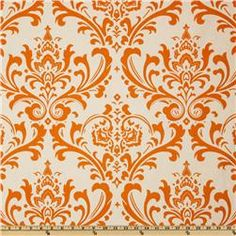 Curtain material for no sew curtains w/ curtain hooks.     http://www.fabric.com/ProductDetail.aspx?ProductID=b4c4f7cd-29f6-4f66-8362-3a05998bab6e