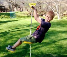 """A reader asked for the best gifts for boys--something that will get a real """"wow""""--and we've got plenty of super cool kids' gift ideas for her. Best Outdoor Toys, Outdoor Gifts, Outdoor Fun, 8 Year Old Boy, Cool Mom Picks, 8 Year Olds, Old Boys, Toys For Girls, Best Mom"""