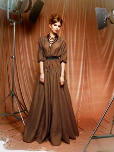 Lukbuk spring collection Ulyana Sergeenko - News - Vogue Daily - VOGUE Magazine