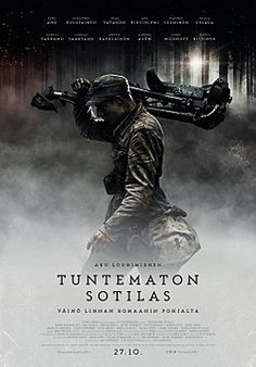 Tuntematon sotilas A film adaptation of Väinö Linna's best selling novel The Unknown Soldier and the novel's unedited manuscript version, Sotaromaani. Platoon Movie, War Novels, Film 2017, The Image Movie, Unknown Soldier, Free Tv Shows, War Film, The Best Films, Streaming Movies