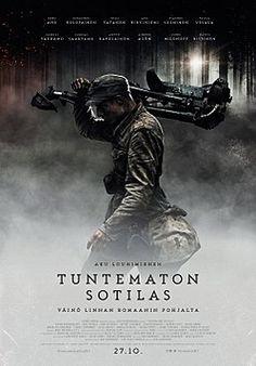 Tuntematon sotilas 2017