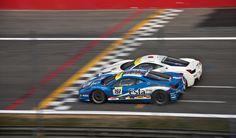 2012 Ferrari challenge photofinish sprint