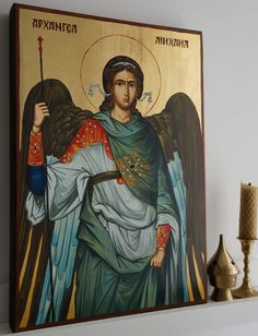 St Archangel Michael About our icons BlessedMart offers hand-painted religious icons that follow the Russian, Greek, Byzantine and Roman Catholic traditions. We partner with some of the most experienced iconographers in the country. Artists with more than 20 years of experience in modern iconography. Each and every icon that we sell in our online store is absolutely