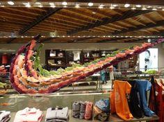 Nike Store Story: Power, Perseverance, Achievement #retail #nike #storytelling What is retail storytelling? https://www.sishop.com.au/blog/introduction-to-retail-storytelling/