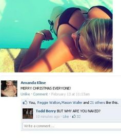The Most Shameless Girls On Facebook