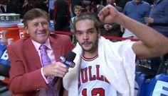 Joakim Noah lead Bulls beat Heat