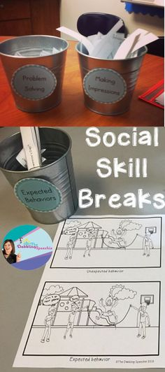 lots of great activities to target social skills in 5-20 minutes, so you can work on social skills everyday! $