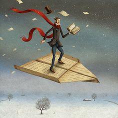 Illustration by Adam Pekalski