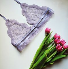 incomming collection lace bra in spring colours :)