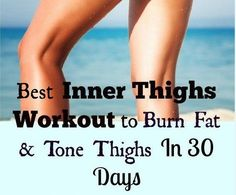 Do you want toned, lean mini-skirt worthy legs and don't want to go to the gym? Here are 10 exercises to lose thigh fat that you can do yourself at home.