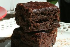 If you're health conscious, but still want that treat now and then, this recipe is for you. Gooey, gorgeous fudgy brownies you can make at home to satisfy those cravings.