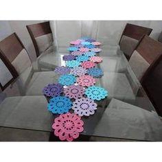 Caminos De Mesa Crochet - $ 499,00