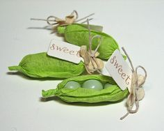 Sweet Pea baby shower party favors – so stinking cute – Tissue Paper Magic | How Do It Info