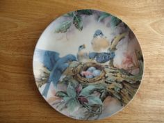 Song of Promise Collectors Plate by Artist Lena Liu