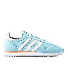 adidas Originals Haven (light blue / white / orange) - Free Shipping starts at 75€ - thegoodwillout.com