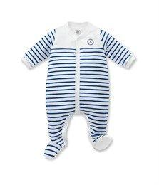 Petit Bateau Baby-Jungen Strampler